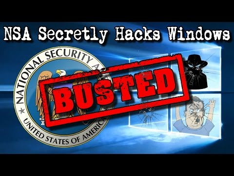 Windows 10 Busted - Leaked Hacking Tool from NSA