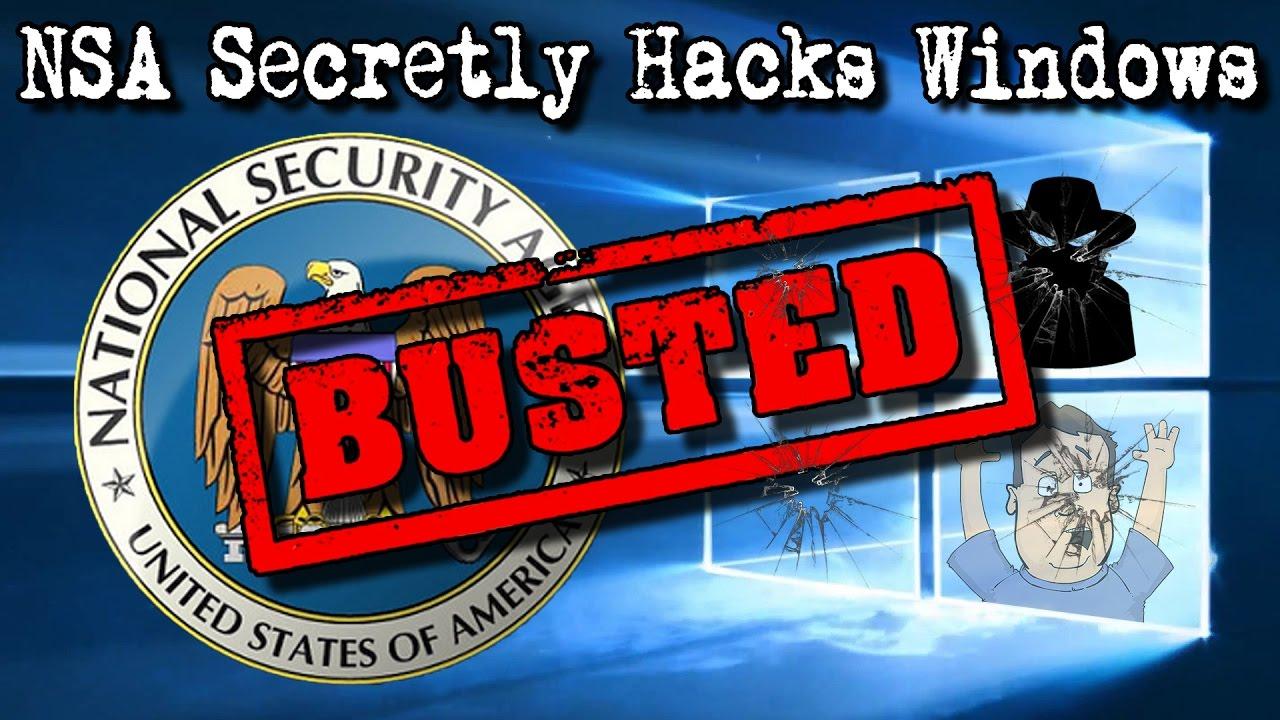 Hackers hackeando a la NSA que antes había hackeado a Microsoft