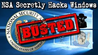 NSA Leaks Hacking Tools for Windows 10 to Hacker Groups. Oh no!
