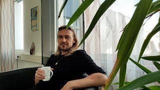 Oliver Thomas im Interview bei Radio VHR