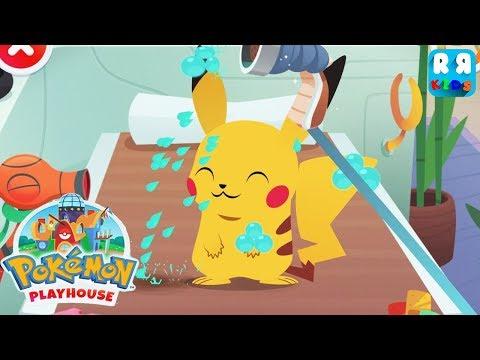 Download Youtube: Pokémon Playhouse (By THE POKEMON COMPANY INTERNATIONAL, INC.) - Best Pokemon App for Kids