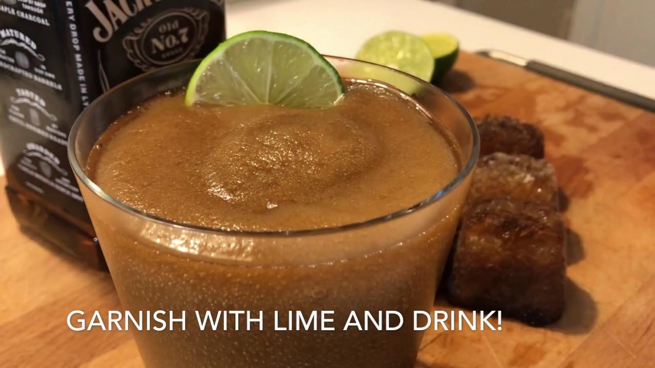 Jack and coke lime