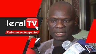 """Dr Souleymane Diop : """" 135 000 Tonnes d'arachide collectées dans la région de Kaolack"""""""
