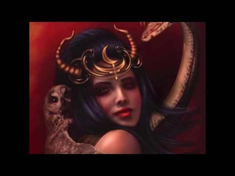 Les serpents Shiva  Shakti - Activation de la Kundalini avec Lilith 🌙⭐️💫