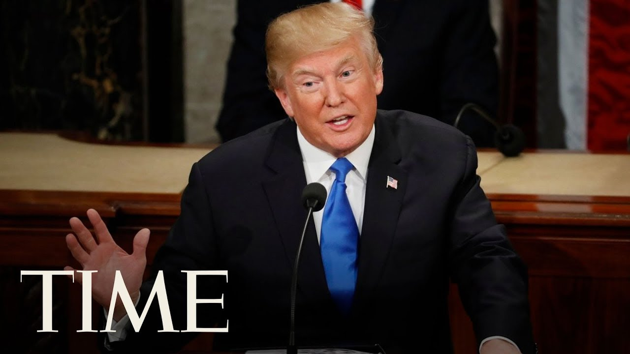 State of the Union 2019: What time is Trump's address Tuesday