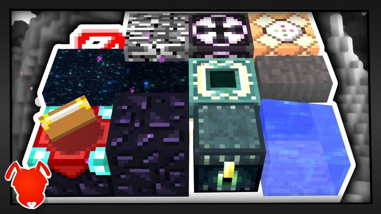 Strongest Blocks In Minecraft Youtube