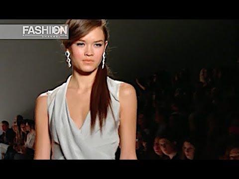 JENNY PACKHAM Spring Summer 2013 New York - Fashion Channel