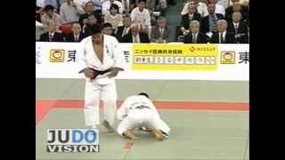 JUDO 2003 All Japan: Keiji Suzuki 鈴木桂治 (JPN) - Shinichi Shinohara 篠原 信 (JPN)