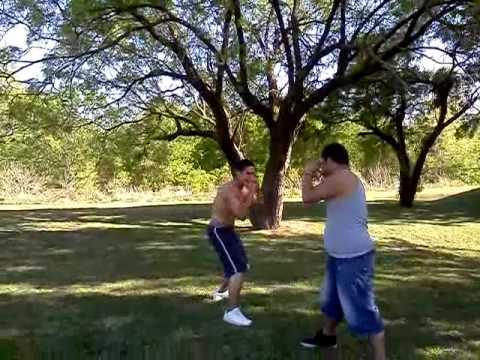 Jorge vs Andrew