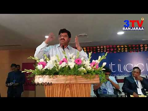 Tribal Indian Chamber Of Commerce & Industry Conference in Hyderabad || 3TV BANJARAA