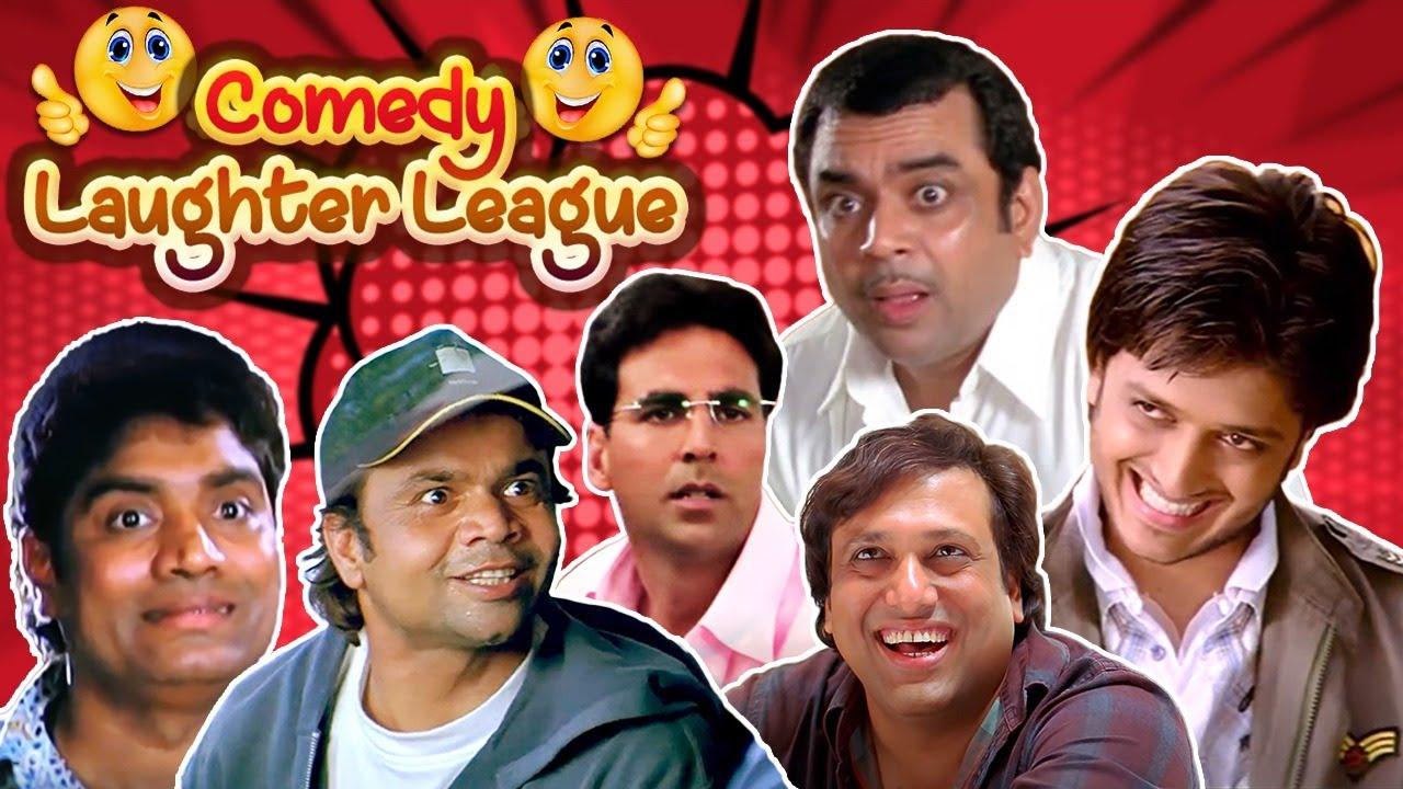 Download Comedy Laughter League | Best Comedy Scenes | Akshay Kumar - Paresh Rawal - Johny Lever - Vijay Raaz