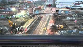 Caversham Bridge- Time Lapse Video