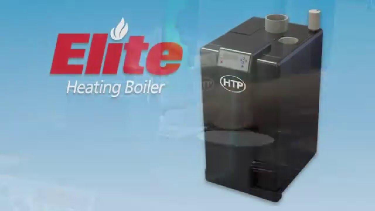 The Elite Heating Boiler from HTP Dave Davis AHRI Expo 2009 - YouTube