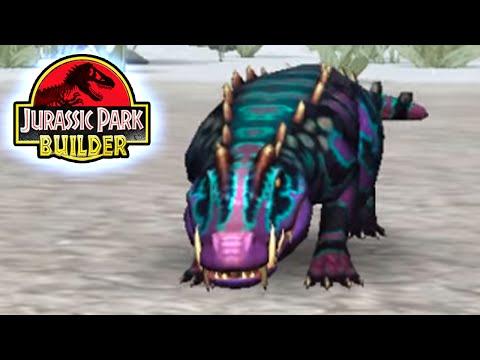 GatorAID! Jurassic Park Builder: GLACIER Tournament || Ep32 HD