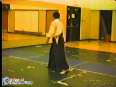 Winnipeg Aikikai Fall 1986 Kawahara Sensei Instructional Video Part