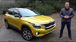 Is the ALL NEW 2021 Kia Seltos small SUV of the Year?