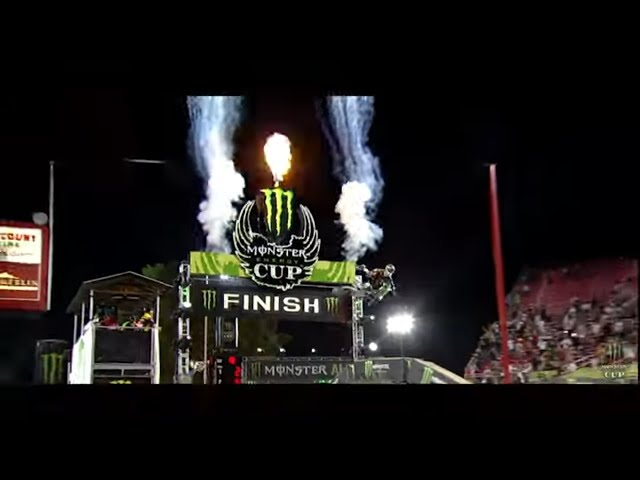 Monster Energy Cup Champions Circle Trailer