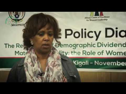 ACE Policy Dialog hosted by Rwanda Women's Network