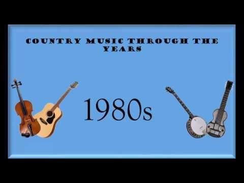 Country Music Through The Years: 1980s