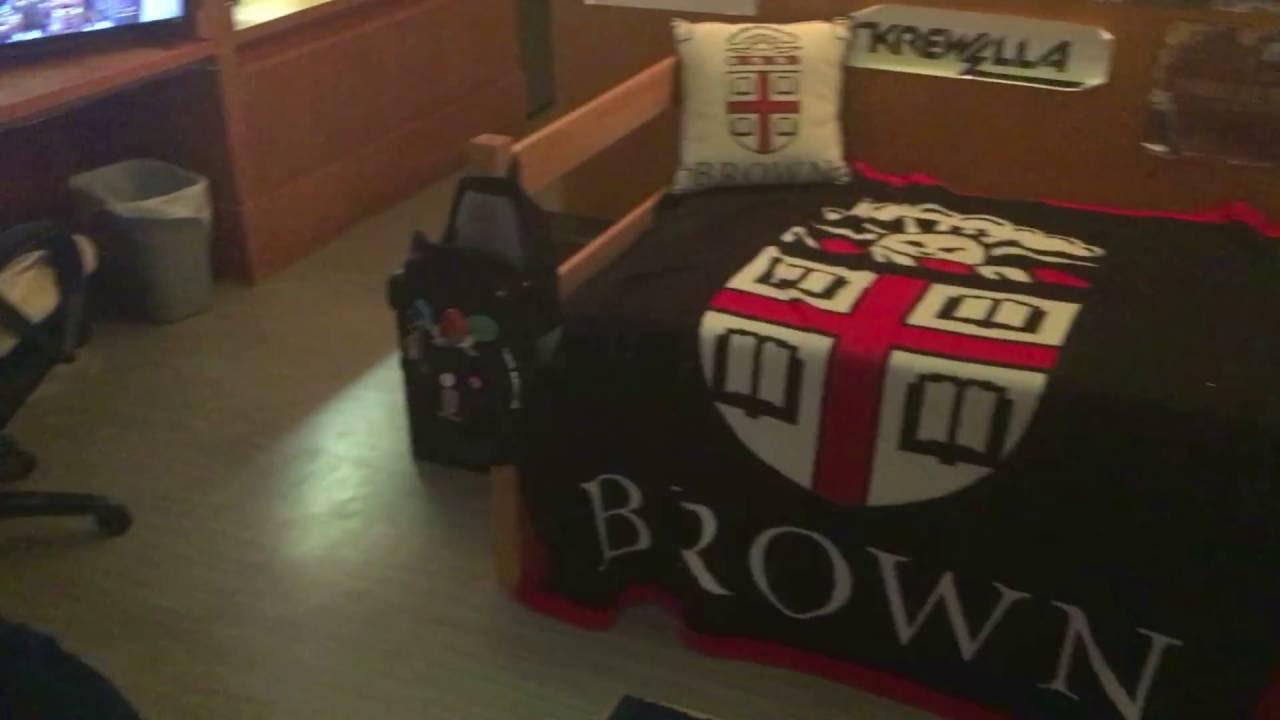 Brown Dorm Tour Part 44