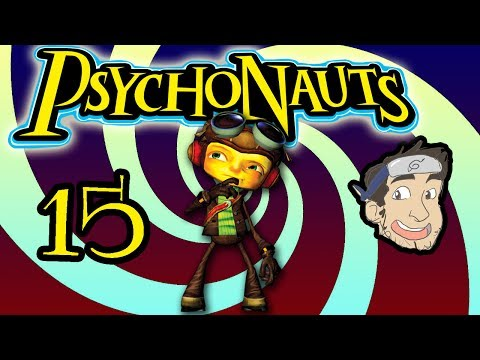 Psychonauts  - Part 15 - Milk Bomb!