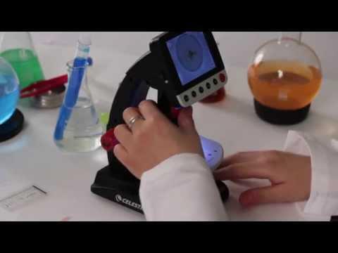 COSMOS 5 MP LCD Desktop Digital Microscope Tour
