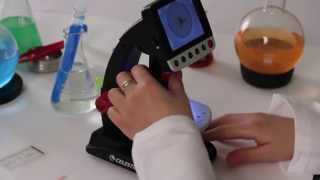 COSMOS 5 MP LCD Desktop Digital Microscope Tour