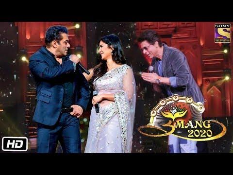 Umang Award Show 2020 with Salman, Hrithik, Sara, Shahrukh,katrina and Many Clebs