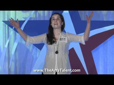 ARTS Teen Monologue Winner December 2011