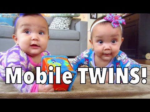 UH OH! They're MOBILE! - September 26, 2014 - itsjudyslife daily vlog