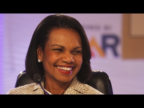 President Bush talks about India all the time - Condoleezza Rice | HT Leadership Summit 2013