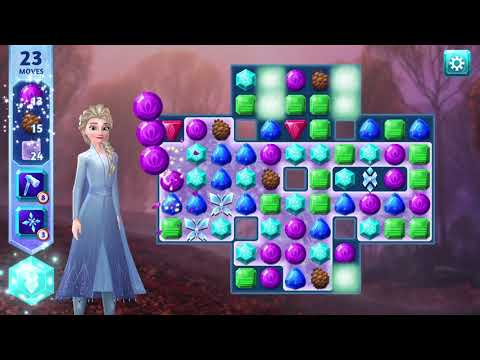 Disney Frozen Adventures LEVEL 504 Hard