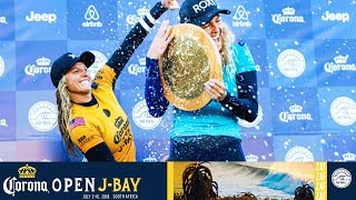 Finals Day Highlights - Corona Open J-Bay - Women's 2018