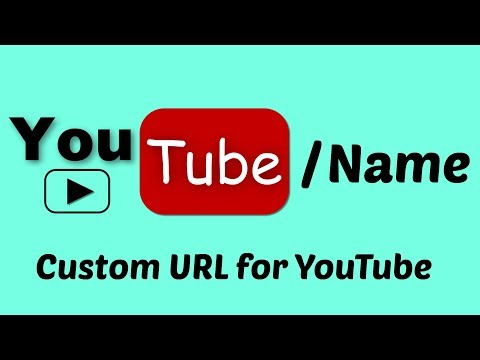 How To Set A Custom URL For YouTube Channel (YT.com/Yourname)