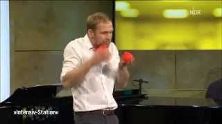 Timo Wopp: Eurokrise (Jonglierkabarett)