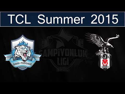 DP vs BJK | Dark Passage vs Beşiktaş e-Sports Club (06.06.2015) [TCL Summer 2015]