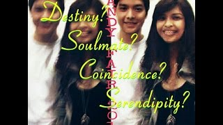 Download lagu ALDUB - Destiny, Soulmate, Coincidence, Serendipity? Destined To Be Yours