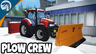 HUGE SNOWSTORM DIG OUT | Farming Simulator 17 | Multiplayer Gameplay