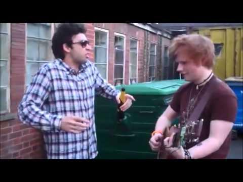 Ed Sheeran And Example Nandos Skank The Nandos Song Youtube
