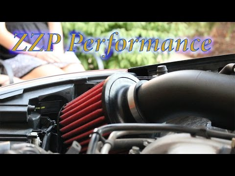 ZZP Intake Install – Buick Regal Turbo