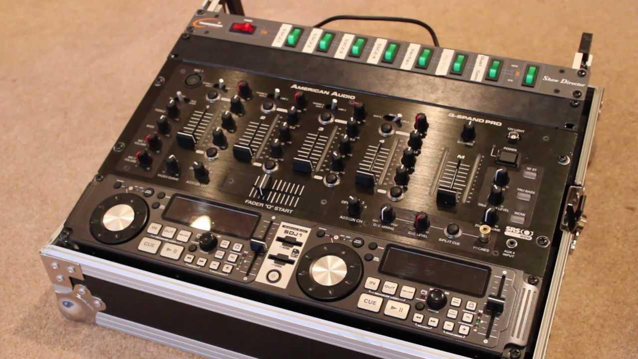 Download My DJ Setup Tour - Jan 2013