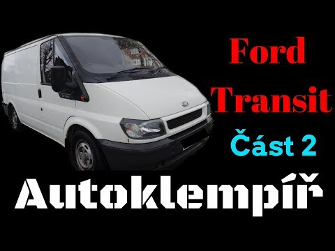 Ford Transit (Část 2)(Car body repair)