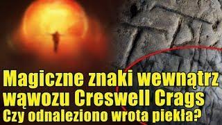 """Czy jaskinia w brytyjskim wąwozie Creswell Crags to brama do """"piekła""""?"""