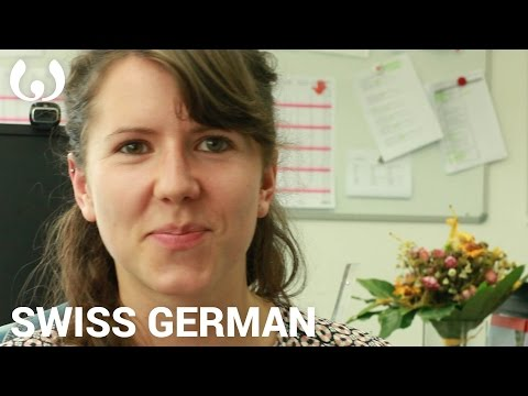 WIKITONGUES: Fabia speaking Swiss German