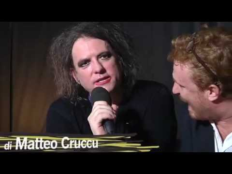 Robert Smith Heineken Jammin' (Italy) Interview 2012