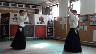 ken no awase 5 [TUTORIAL] Aikido advanced weapon technique