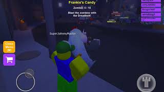 New Halloween Event In Roblox! Roleplay Gameplay!