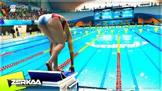 WORLDS FASTEST OLYMPIC SWIMMER! (London 2012)