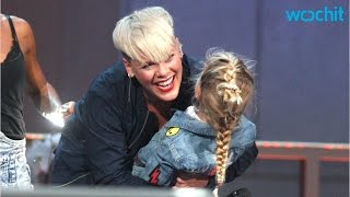 Pink Talks About Daughter Willow