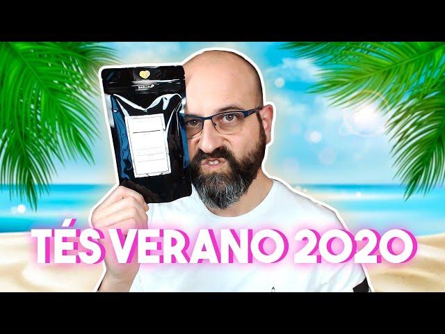 🍵 NUEVOS TÉS PARA EL VERANO 2020 | La subred de Mario